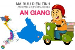Mã bưu điện tỉnh An Giang