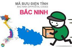 Mã bưu điện tỉnh Bắc Ninh