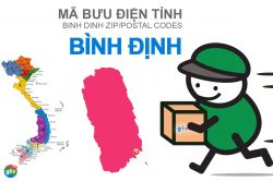 Mã bưu điện tỉnh Bình Định