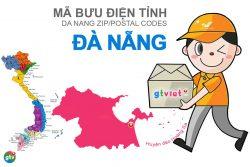 Mã bưu điện TP.Đà Nẵng