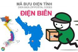 Mã bưu điện tỉnh Điện Biên