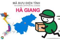 Mã bưu điện tỉnh Hà Giang