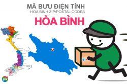 Mã bưu điện tỉnh Hòa Bình