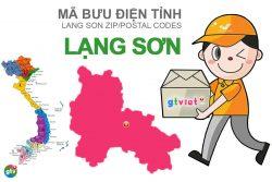 Mã bưu điện tỉnh Lạng Sơn