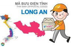 Mã bưu điện tỉnh Long An