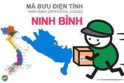 Mã bưu điện tỉnh Ninh Bình