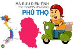Mã bưu điện tỉnh Phú Thọ