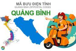 Mã bưu điện tỉnh Quảng Bình