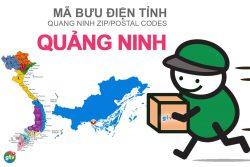 Mã bưu điện tỉnh Quảng Ninh