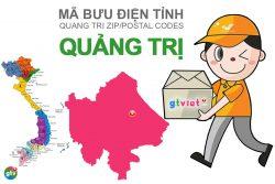 Mã bưu điện tỉnh Quảng Trị