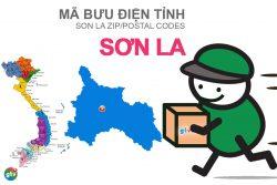 Mã bưu điện tỉnh Sơn La