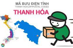 Mã bưu điện tỉnh Thanh Hóa