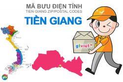 Mà bưu điện tỉnh Tiền Giang