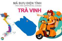Mã bưu điện tỉnh Trà Vinh
