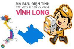 Mã bưu điện tỉnh Vĩnh Long