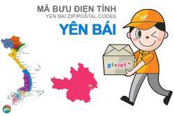 Mã bưu điện tỉnh Yên Bái