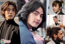 Tóc dài cho Nam