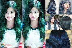 Tóc xanh cho Nữ